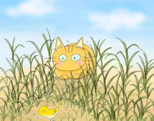 猫友日めくりカレンダー ①