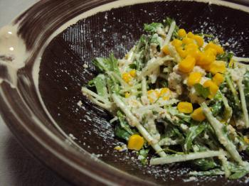 水菜白和え2