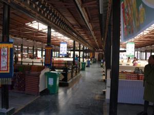 サブジ(市場)の物産展