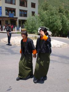 キラ(学校の制服)