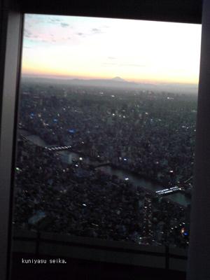 東京富士山2