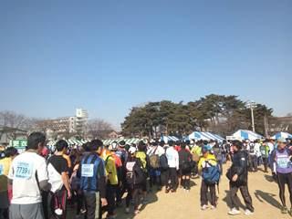 勝田マラソン1