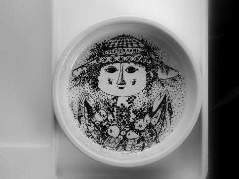 Wiinbladの小皿