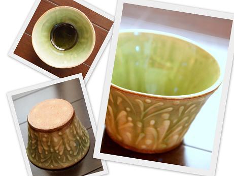 舩木伸次さんの小鉢