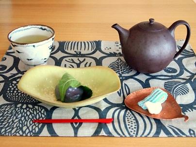 今日のお茶時間