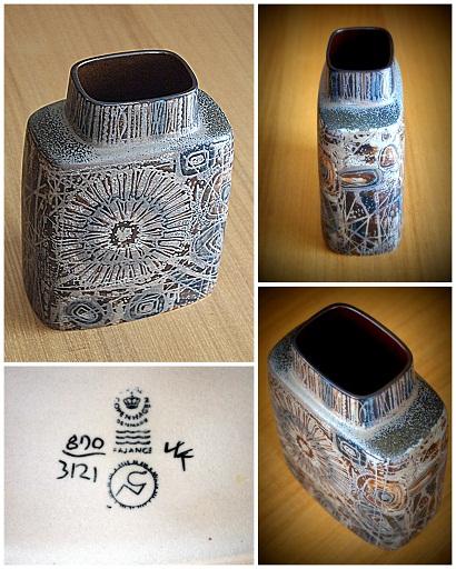 BACAの花瓶