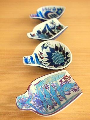 ロイコペ小皿(3)