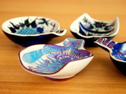 ロイコペ小皿(1)