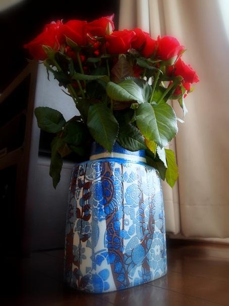 森花瓶(4)