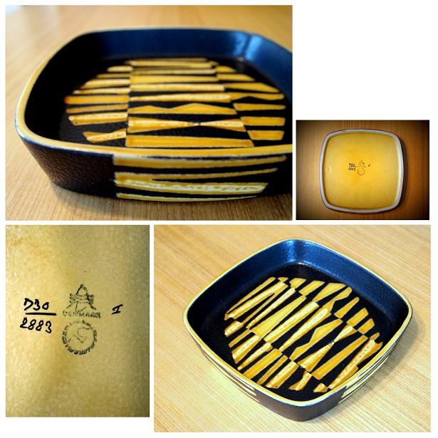 黒黄皿(3)
