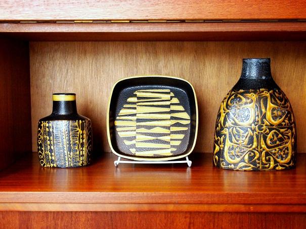 黒黄皿(1)