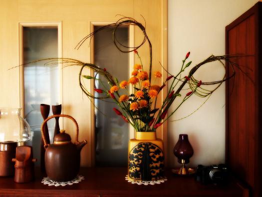 秋の花(1)