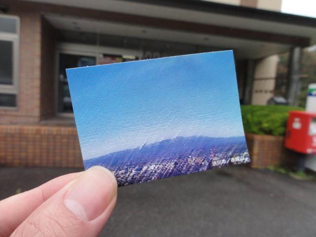 渋川市ステッカー