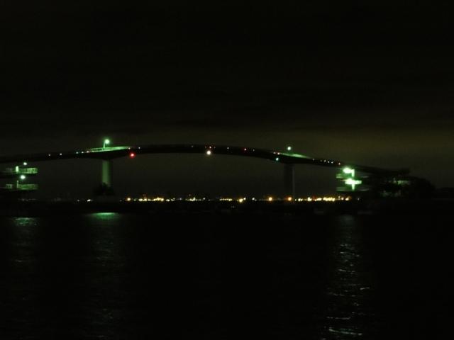 中の島大橋遠景