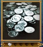古代の銀貨