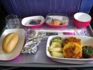 タイ航空VGML朝食
