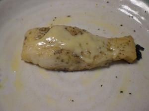 タラのチーズのせ焼き