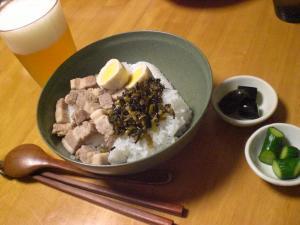 豚バラ肉のナンプラー風煮