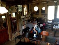 たまごカフェ店内