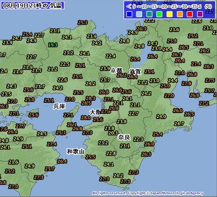 気温 201108192100-00 c