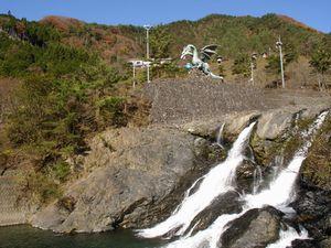 金剛の滝  canp9