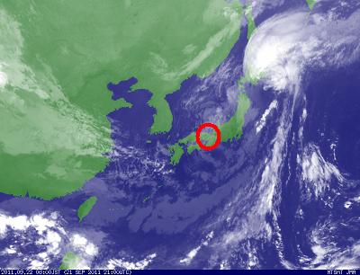 気象衛星 201109220600-00