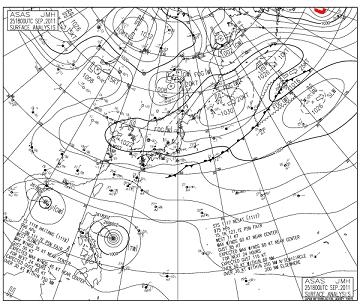 天気図a 11092603