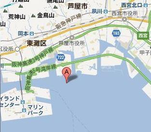 震源 2011年12月25日2時56分c