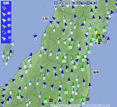 東北南部の風 201204031700-00
