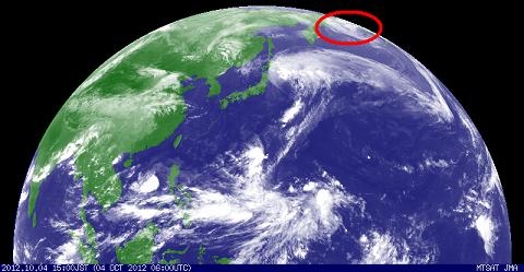 気象衛星 201210041500-00