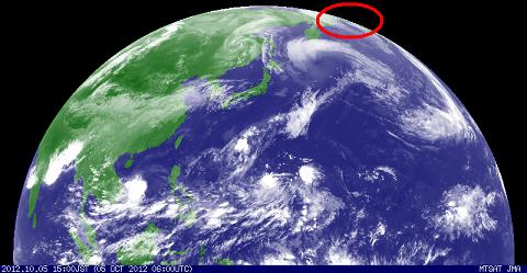 気象衛星 201210051500-00
