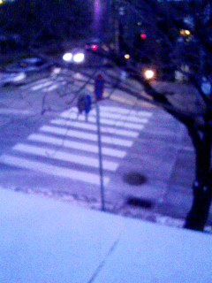 雪自宅前 130128_0642~001