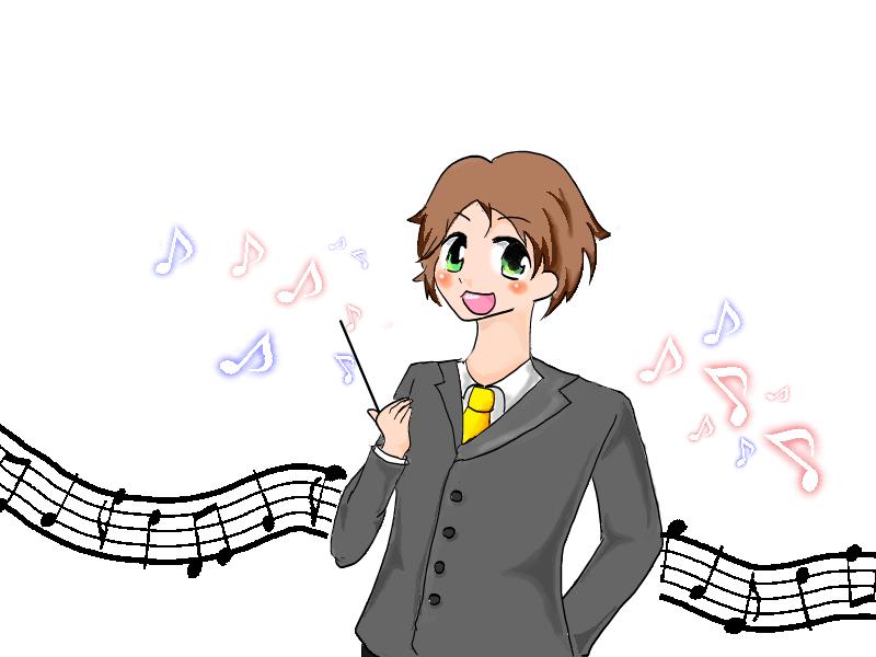 音楽を奏でよう。