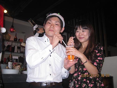 ビール一気