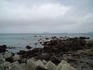 軍艦島遠景