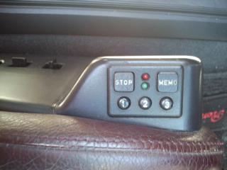 メモリーボタン
