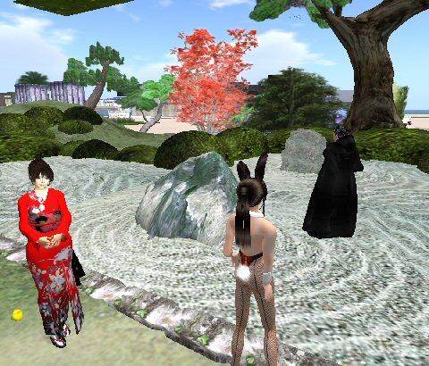 日本庭園Orion