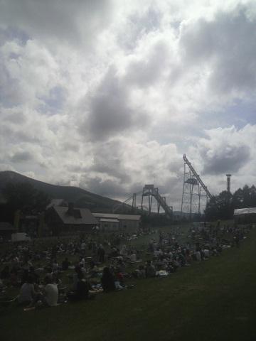 ルスツうまいもん祭り2012