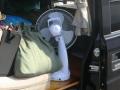 充電扇風機