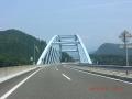 神戸-天橋立高速にて2