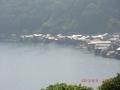 舟屋の風景