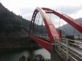 矢部川に架かる橋