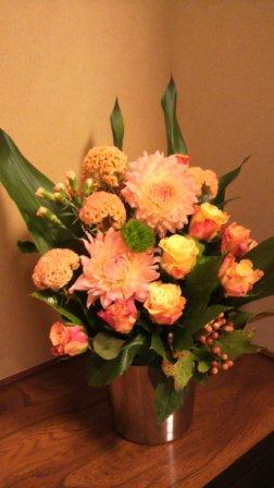 Il Concertino 10th お花