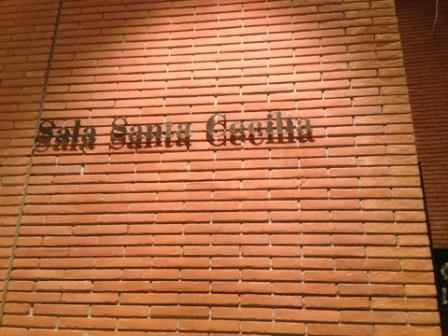 Sala Santa Cecilia