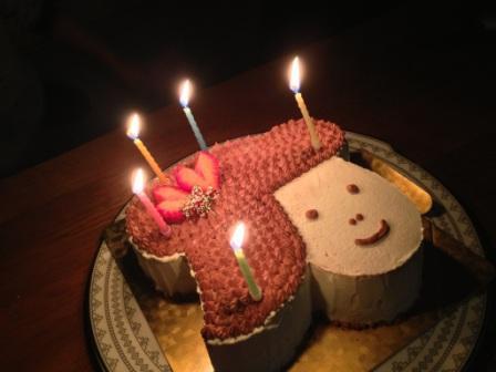 石川さんケーキ2