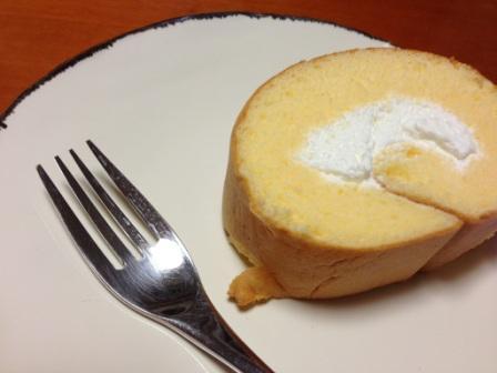 しげちゃんのロールケーキ