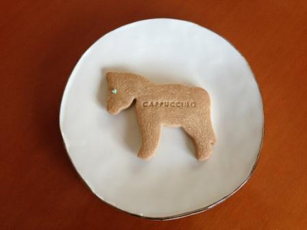 カプチーノクッキー