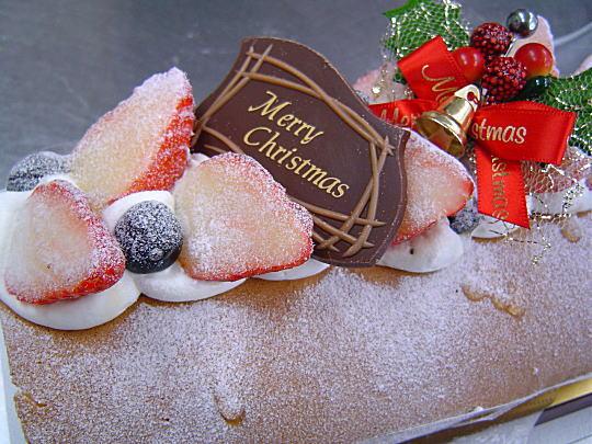 ラ・ミア・ヴィータ特製クリスマスケーキ
