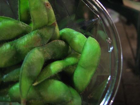 角田の枝豆