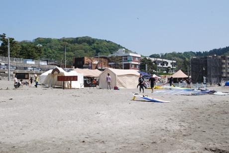 逗子海岸映画祭2012